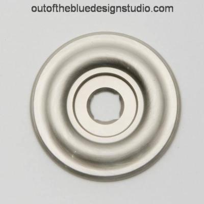 4902-150-BIN - Baldwin Cabinet Knob Backplate