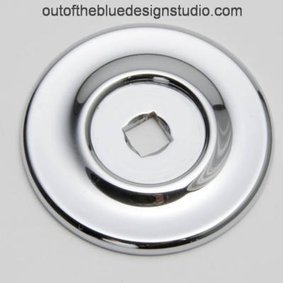 4903.260-BIN - Baldwin Cabinet Knob Backplate
